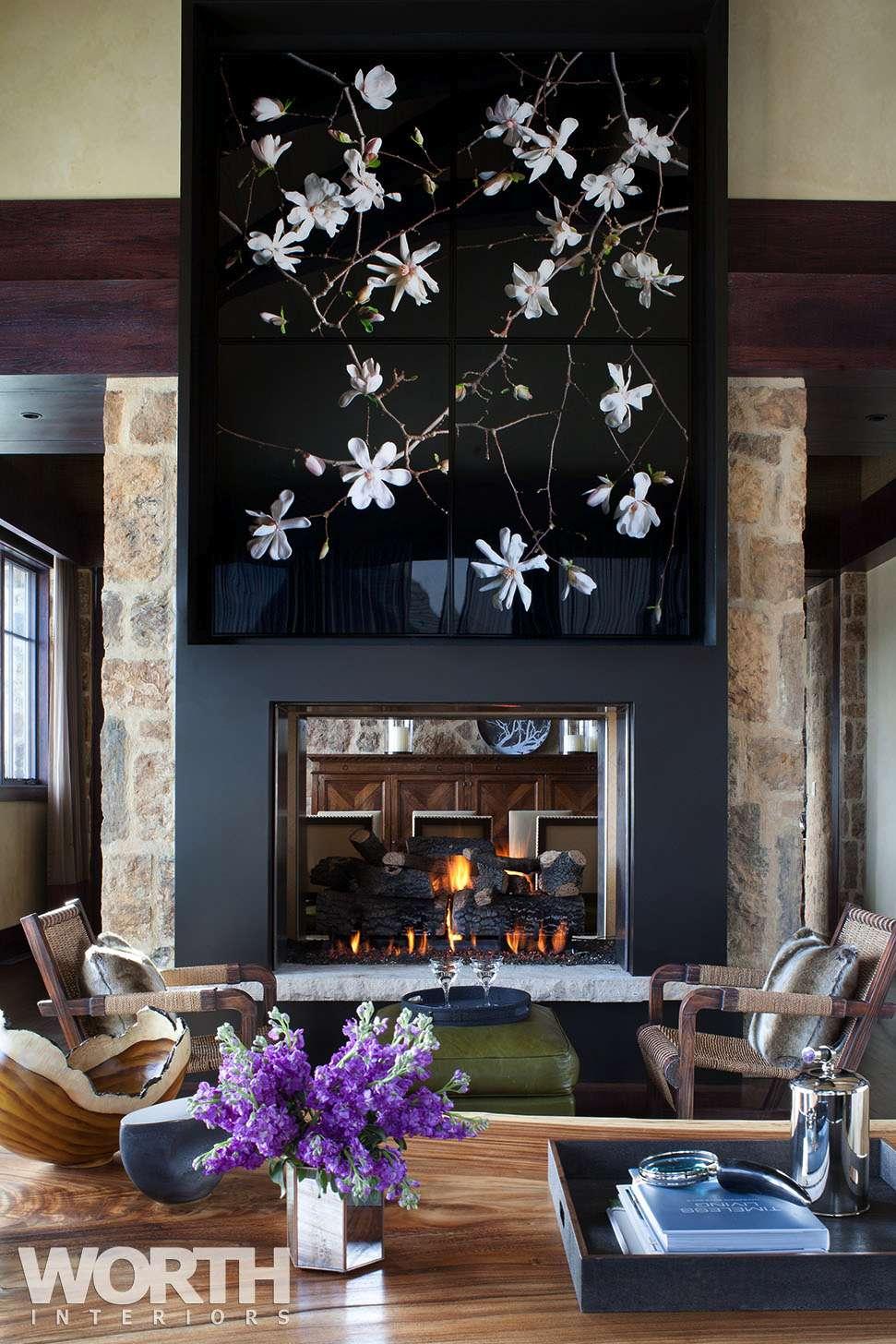 Mountain Star Livingroom