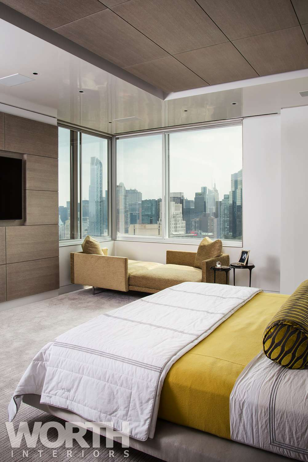Manhattan Master Bedroom