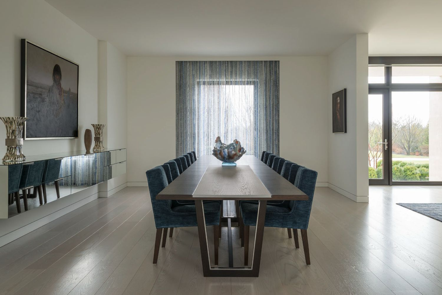 Bridgehampton Dining Room