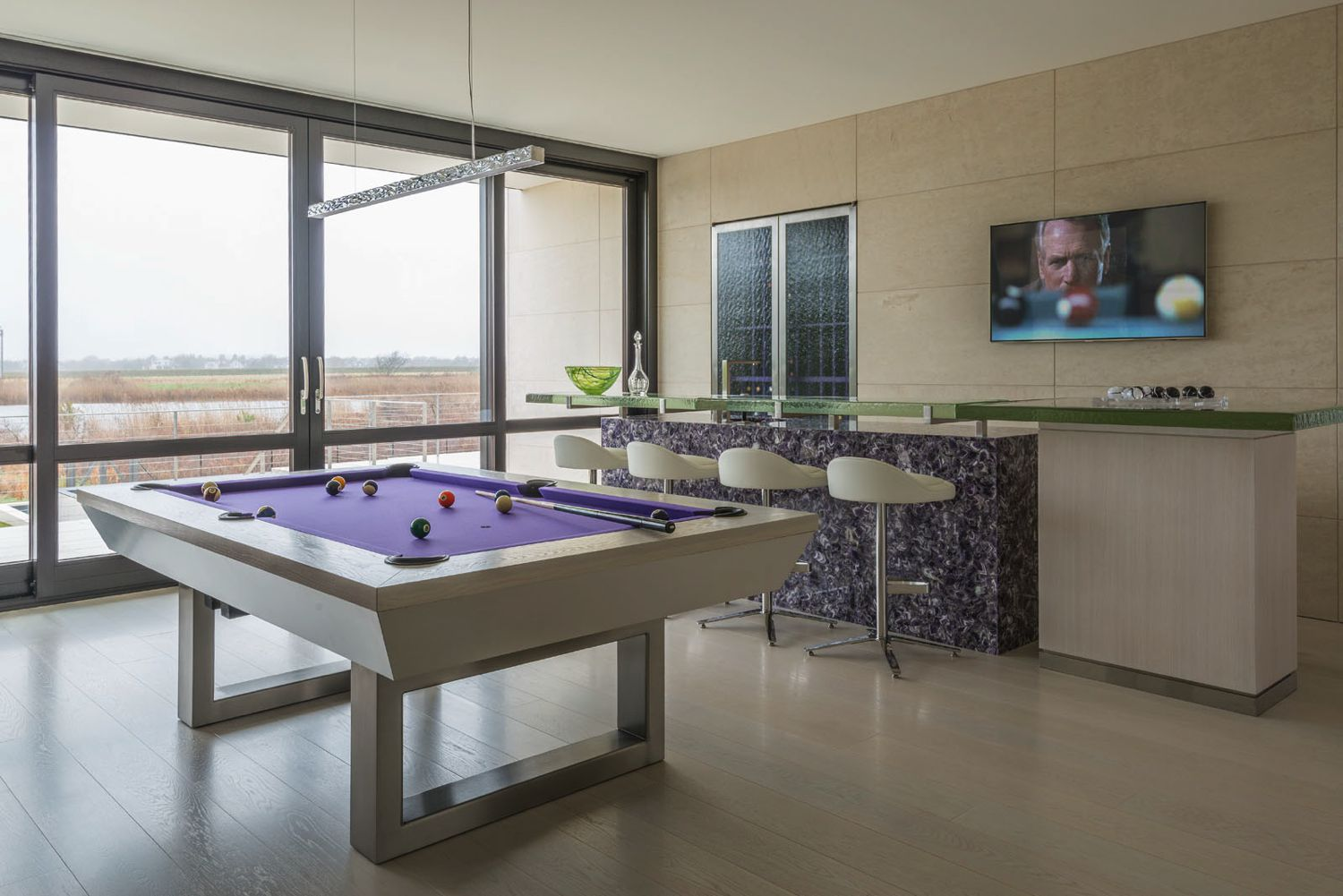 Bridgehampton Game Room