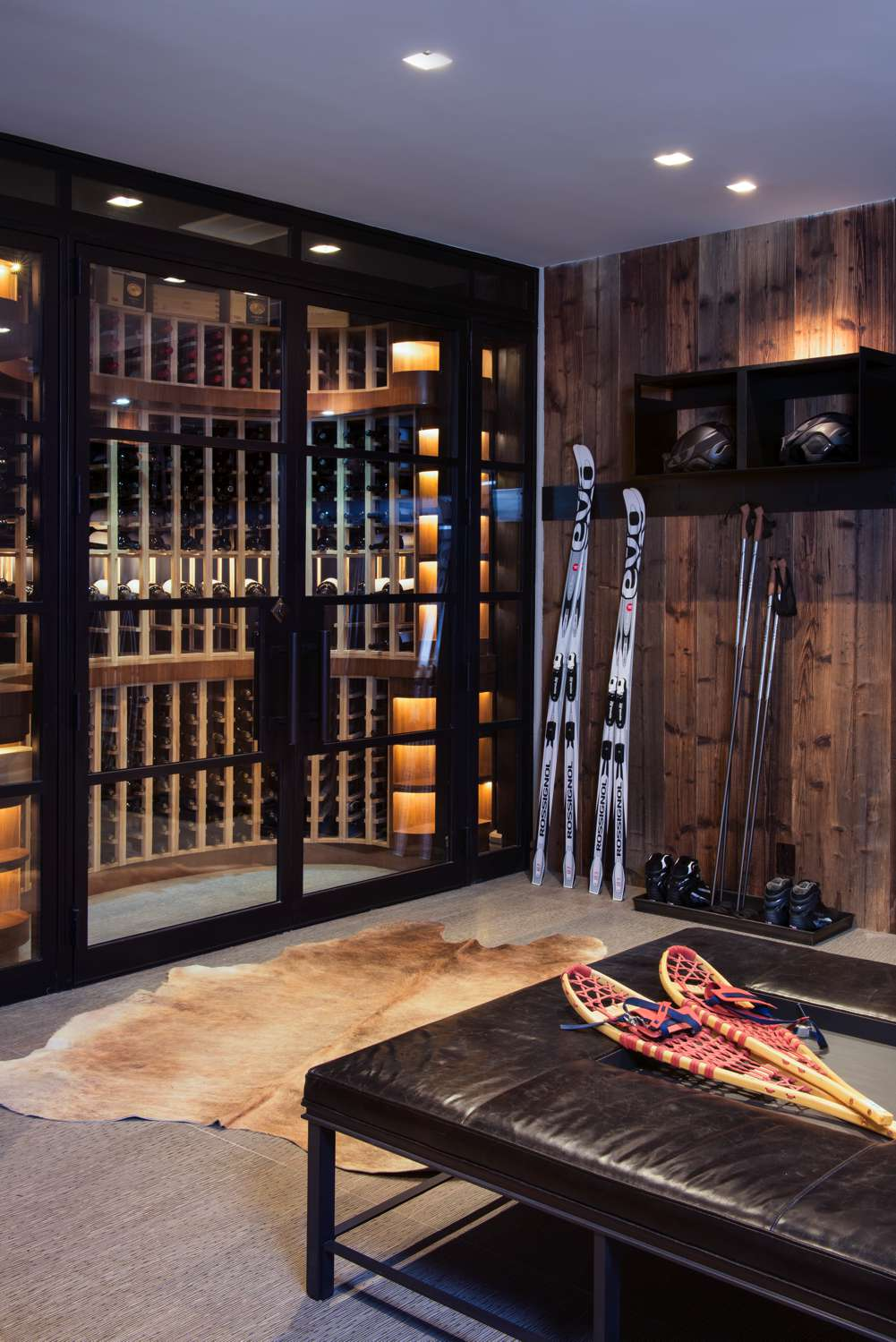 Boarders Mudroom