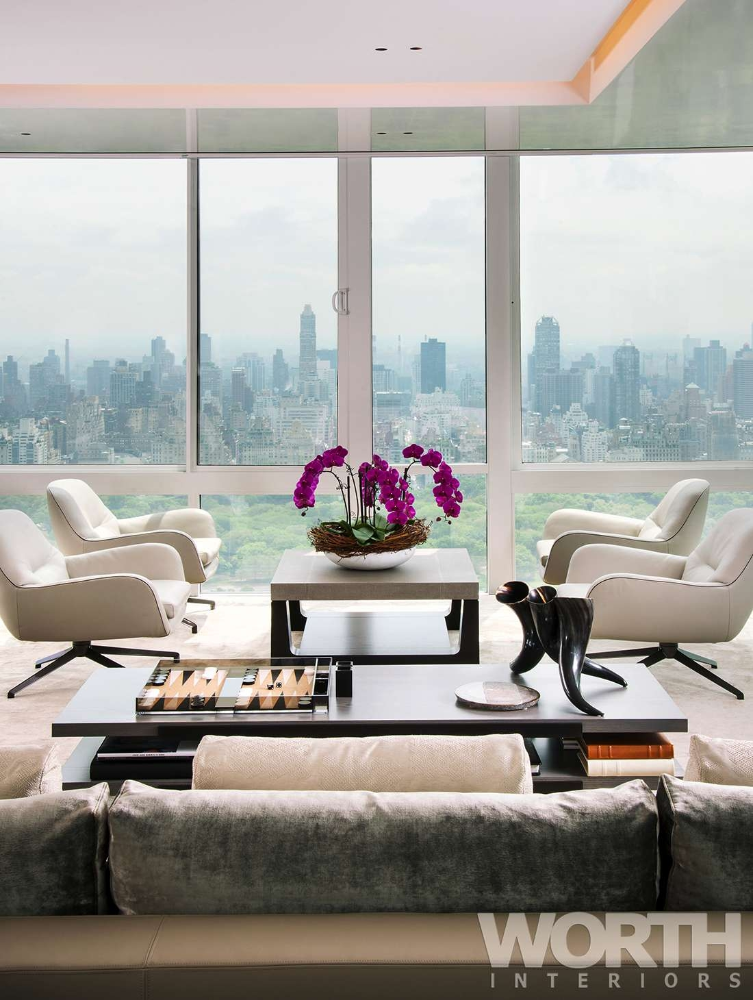 Manhattan Living room 01