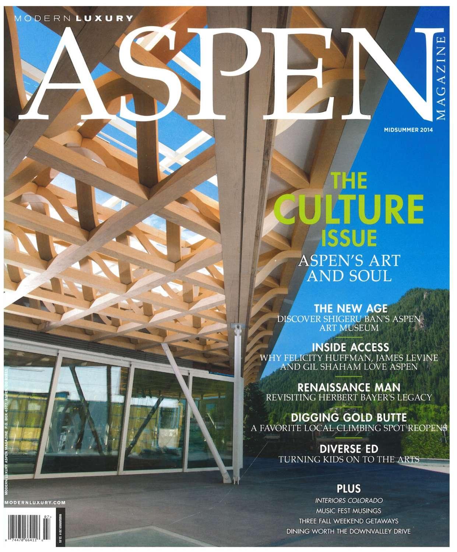 Modern Luxury Aspen